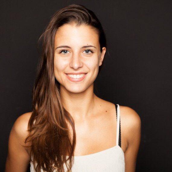 Alicia Varela Carballo unterrichtet in der Tanzerei Flugfisch Ballett