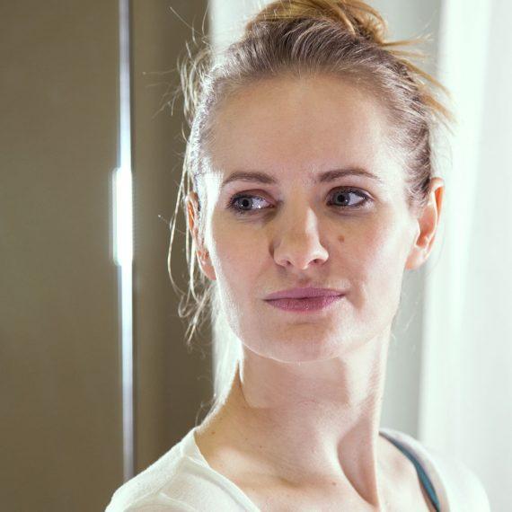 Ballettunterricht bei Aleksandra Wojcek