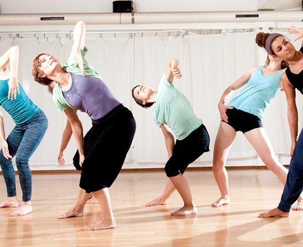 Neuer Kurs Zeitgenössischer Tanz / Modern Dance