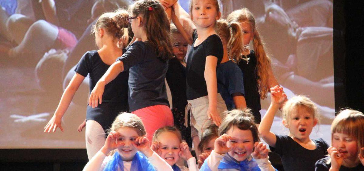 zeitgenössischer Tanz für Kinder