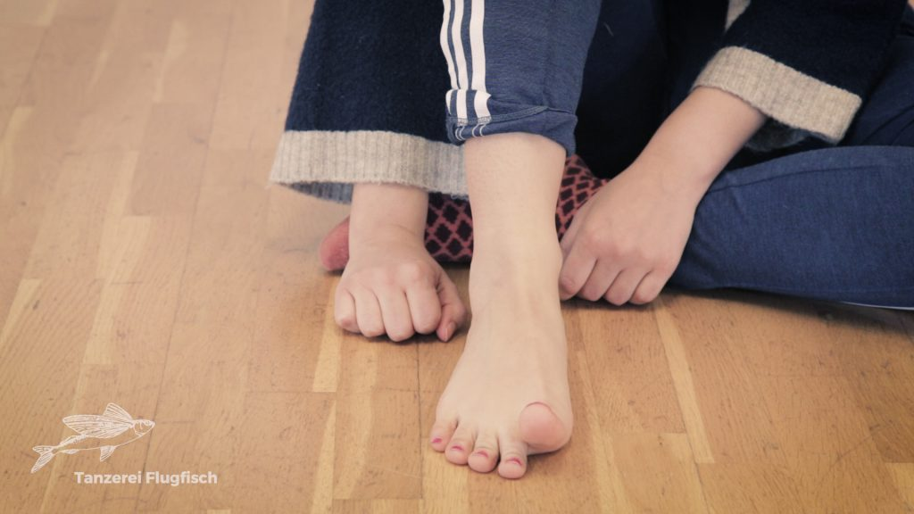 Stretching & Tänzerwissen
