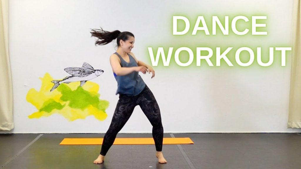 Dance Workout – Cardio und Stretch
