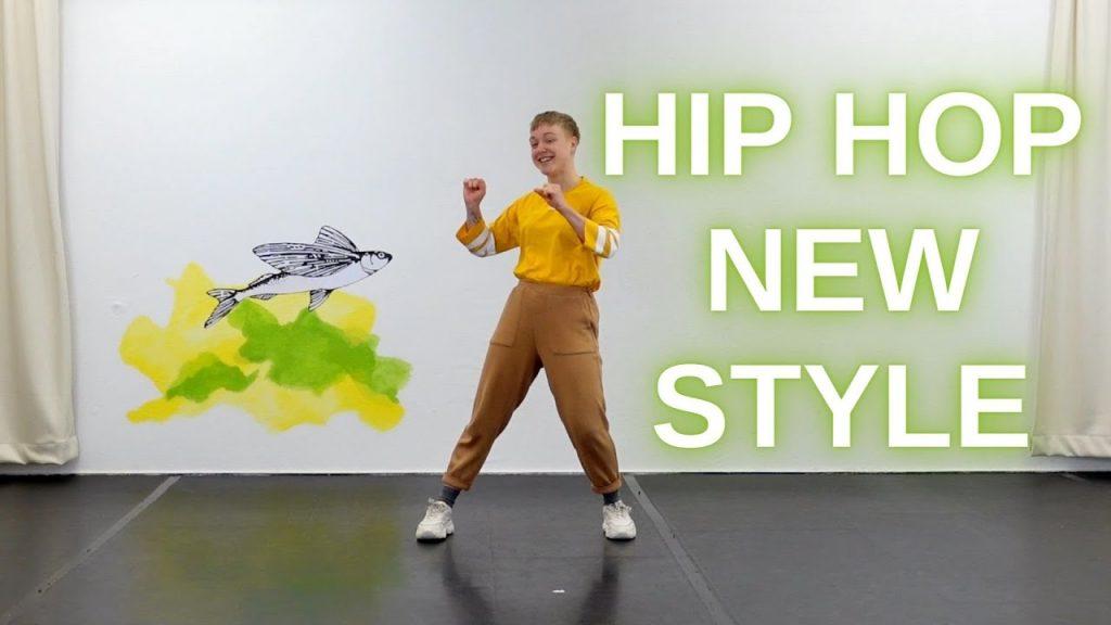 Hip Hop: New Style Choreo von Thalia
