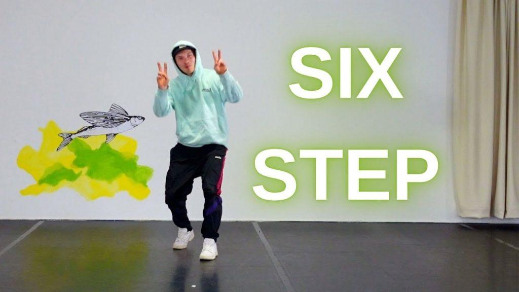 Breakdance: Six Step