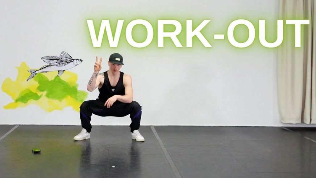 10 Min. Workout – mit Felix
